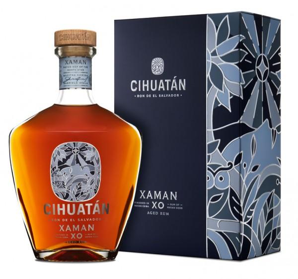 Cihuatán Xaman XO Rum