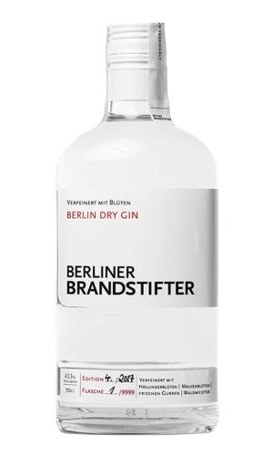 Berliner Brandstifter Gin Mini