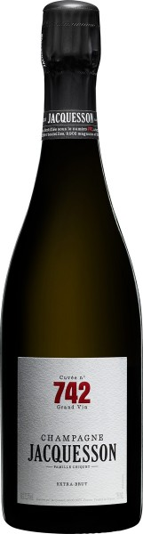 Jacquesson Extra Brut 742 Champagner