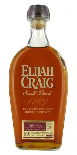 Elijah Craig 12 Jahre Barrel Proof Bourbon Whisky