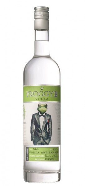 Froggy B Premium-Vodka