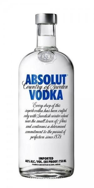 Absolut Vodka Rainbow Limited Edition