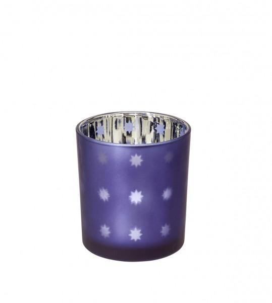 Teelicht Domo H 8cm