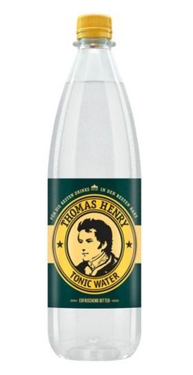 Thomas Henry Elderflower Tonic Water 0,2L