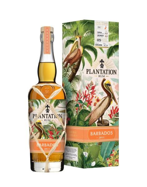 Plantation Barbados 2011 Limitierte Edition Rum