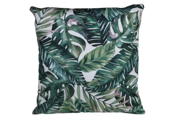 Kissen Jungle Grün