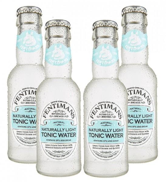 Fentimans Dry Tonic Water 4 x 200ml