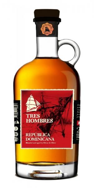 Tres Hombres Ed. 026 DomRep XVIII Medeira Rum