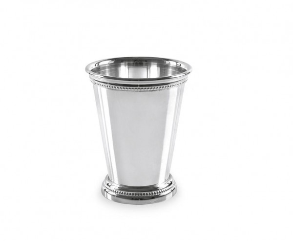 Vase Dekovase Bechervase Perla, schwerversilbert, Höhe 11 cm, ? 9 cm