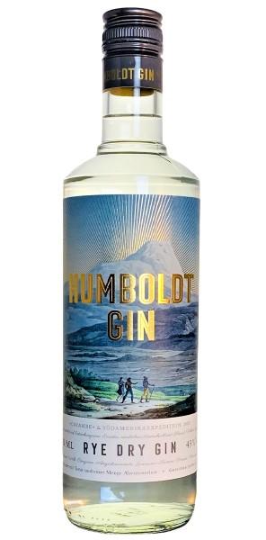 Humboldt Dry Rye Gin
