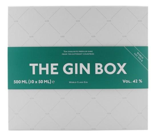 The Gin Box: World Gin Tour
