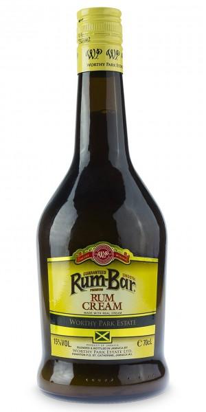 Worthy Park Rum Cream Likör