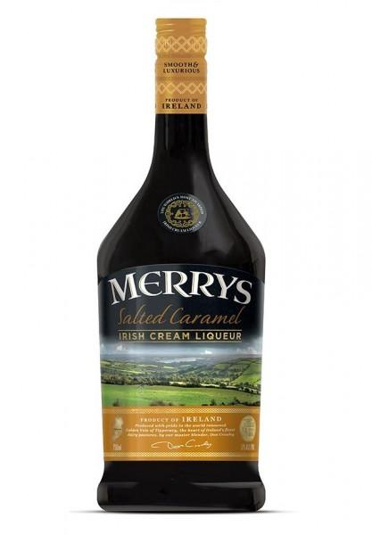 Merrys Salted Caramel Irish Cream Likör