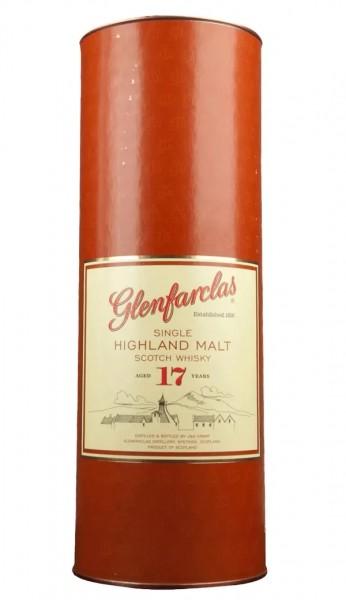 Glenfarclas 17 Year Old Speyside Single Malt Whisky