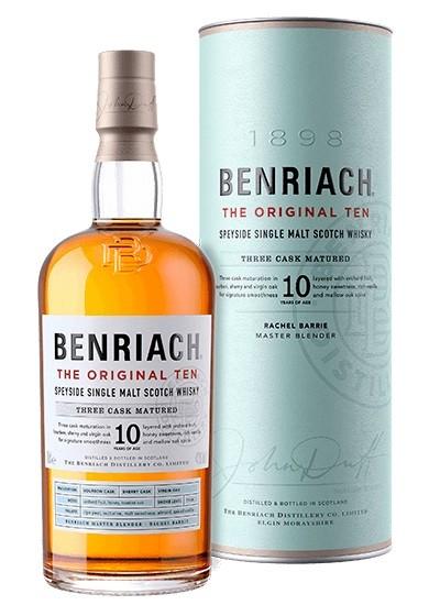 Benriach The Original Ten Single Malt Scotch Whisky