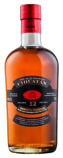 Cihuatán Solera 12 Reserva Especial Rum