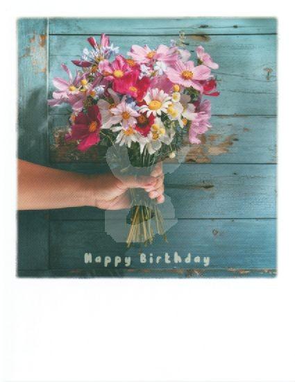 Happy Birthday Geburtstags-Strauß