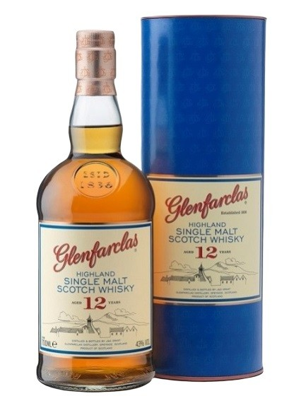 Glenfarclas 12 Years Old Speyside Single Malt Whisky