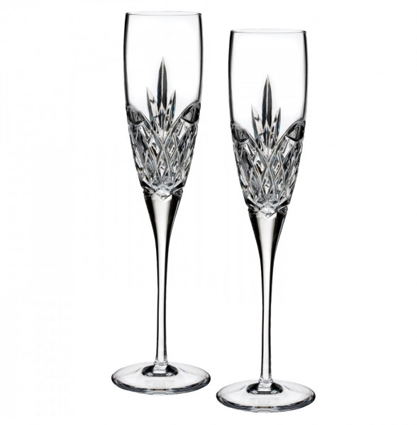 Waterford Love Forever Champagnerflöte, Set/2