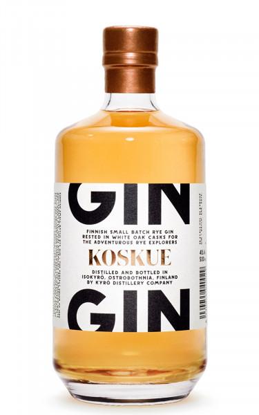 Kyrö Koskue Cask Aged Rye Gin