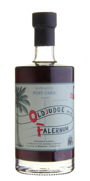 Old Judge Falernum Rum Likör