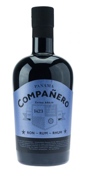 Compañero Ron Panama Extra Anejo