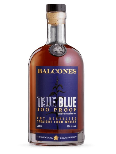 Balcones True Blue 100 Proof Texas Whisky