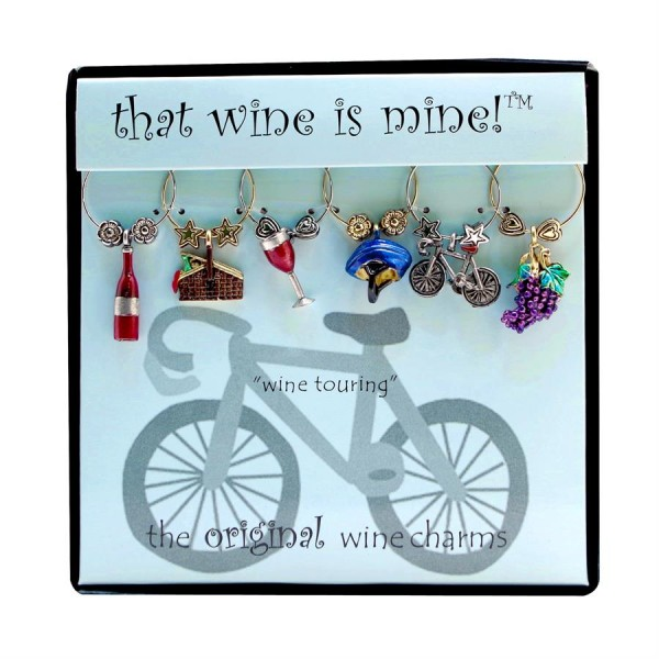 That Wine is Mine Wine Touring Wine Charms