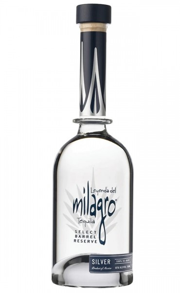 Milagro Silver Select Barrel Reserve Tequila
