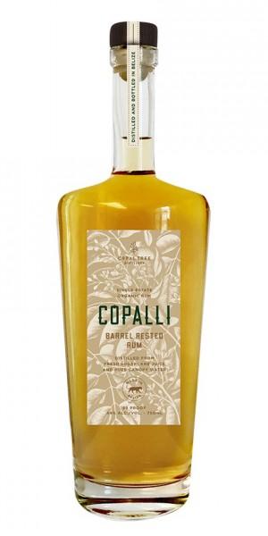 Copalli Rested Rum