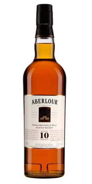 Aberlour 10 Years Old Speyside Single Malt Whisky