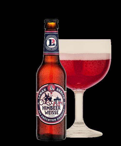 Brauerei Lemke Himbeer Weisse