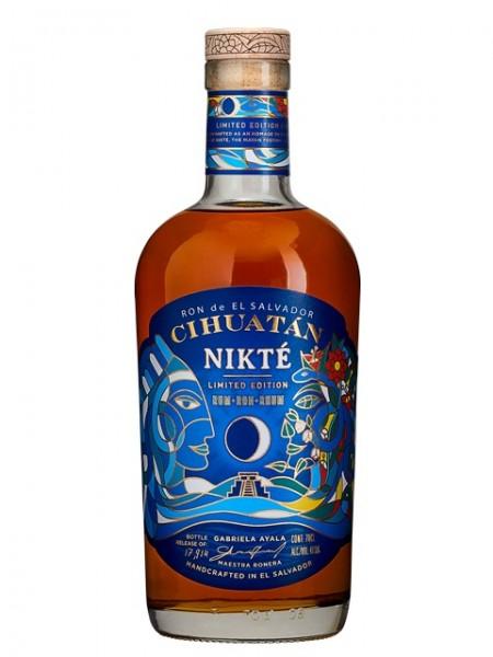 Cihuatán Nikté Limited Edition Rum