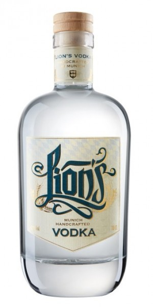 Lion's Vodka