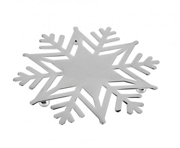 Untersetzer Schneeflocke Ø21 cm