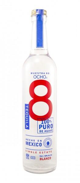 "Ocho ""Las Presas"" Tequila Blanco"