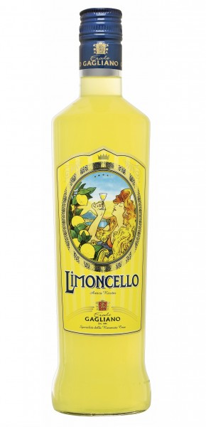 Gagliano Limoncello italienischer Zitronenlikör