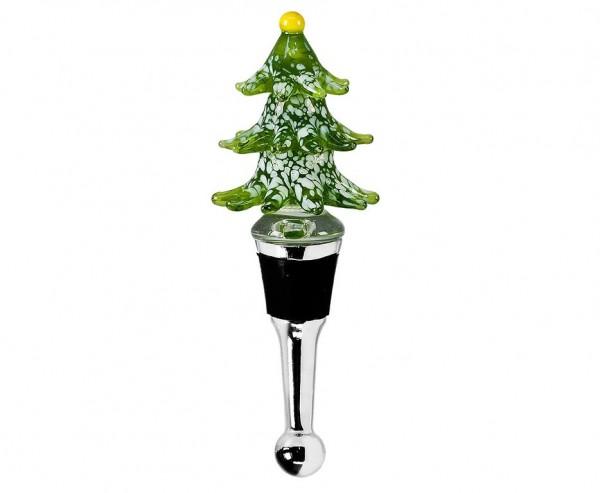 Flaschenverschluss Tannenbaum Grün