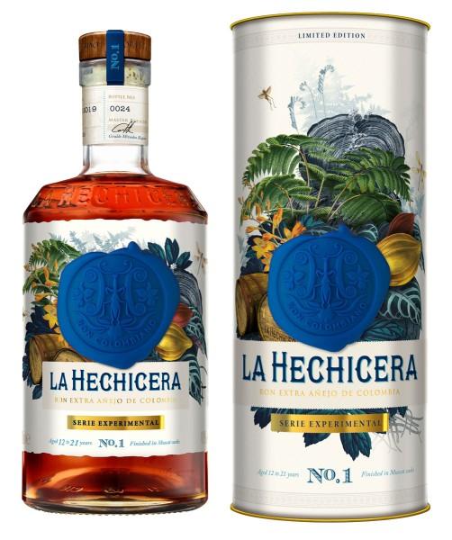 La Hechicera Rum Serie Experimental No. 1