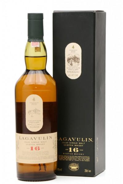 Lagavulin 16 Years Old Islay Single Malt