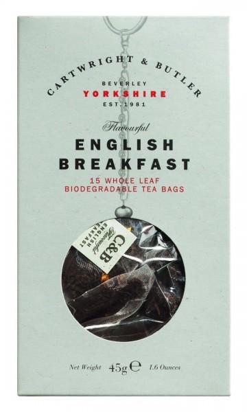 Cartwright & Butler English Breakfast Tea