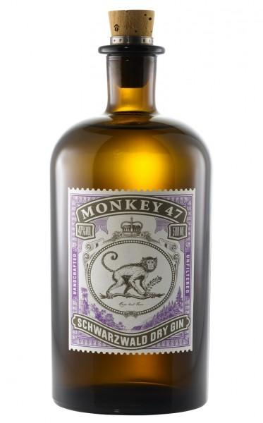 Monkey 47 Schwarzwald Dry Gin Mini