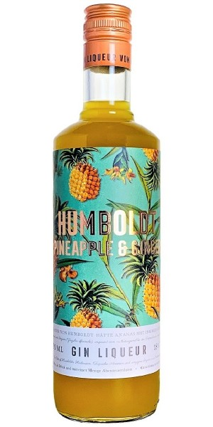Humboldt Pineapple & Ginger Gin Liqueur