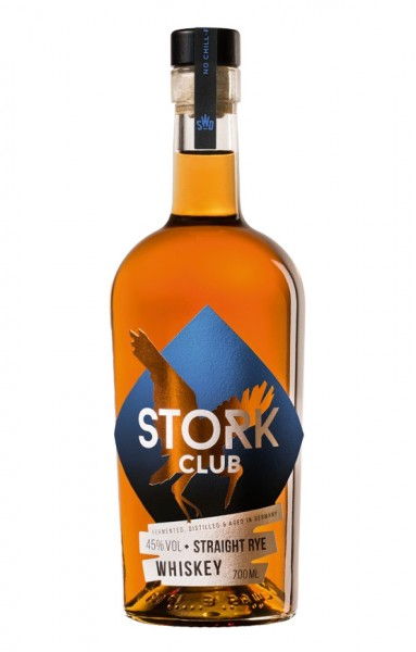 Stork Club Straight Rye Whisky Mini