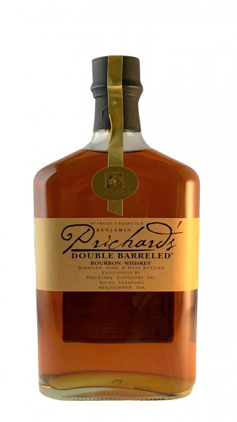 Prichard's Double Barreled Bourbon Whiskey