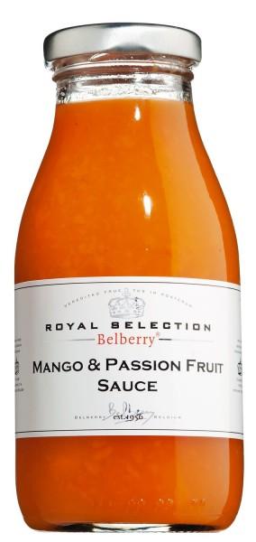 Mango & Passion Sauce
