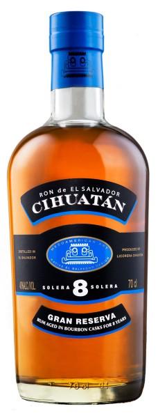 Cihuatán Solera 8 Gran Reserva Rum