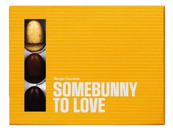 Somebunny to Love Schokoladenschatel