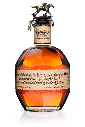 Blanton's Original Kentucky Straight Bourbon Whisky