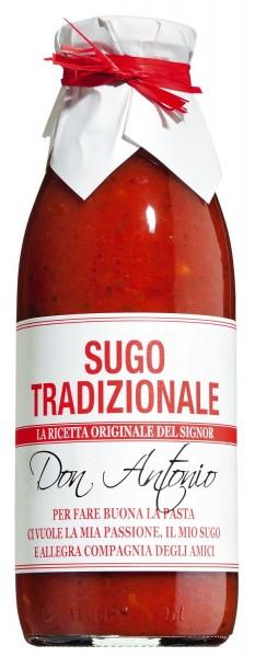 Mutti Sugo Semplice von Basilico